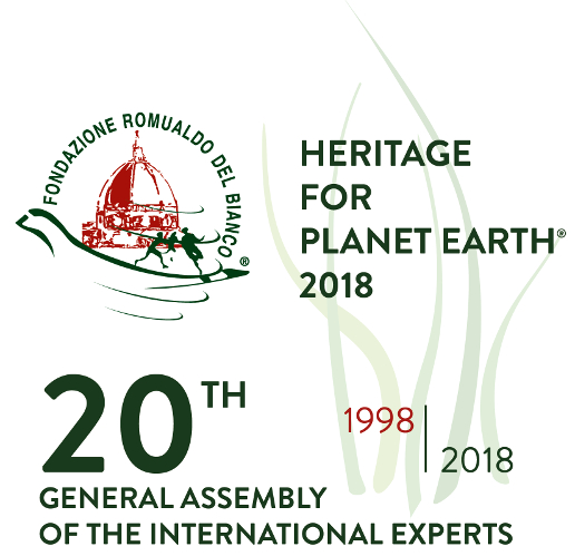 Heritage for Planet Earth 2018